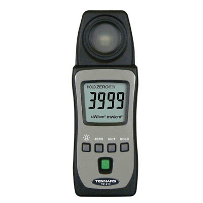Tenmars TM-213 Pocket Size UVA UVB UVAB Radiation Light Meter 290~390nm