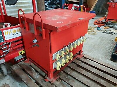 Blakley 20 KVA three phase 110 volt Electrical Site tools Transformer £425+vat