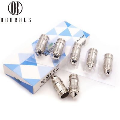 5 Pieces Replacement ELeaf EC Coil Head For iStick Pico 75W iJust2 Melo 2 Melo 3
