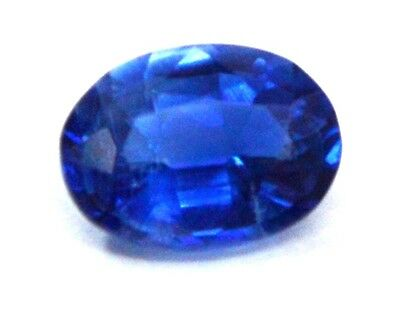 1.00 Ct TOP QUALITY NATURAL BLUE KYANITE 5X7 MM OVAL CUT GEMSTONE FOR JEWELRY