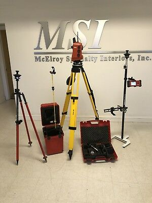 Hilti POS150 Total Station with POC Kit