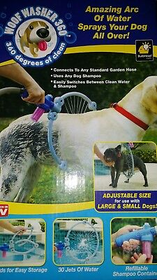 Woof Washer 360 - Washes Your Dog