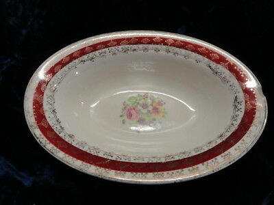 VINTAGE 22 KT Gold cereal bowl (American Beauty) by Stetson - $24.99 ...