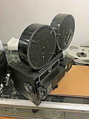 MITCHELL 35mm Standard  Motion Picture Camera useful as a prop.