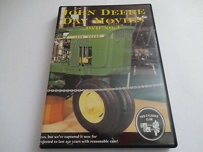 John Deere Two Cylinder Club Dvd # 4