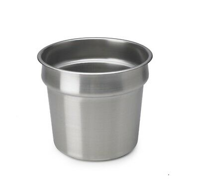 Stainless Steel Satin Finish 11 Quart Inset