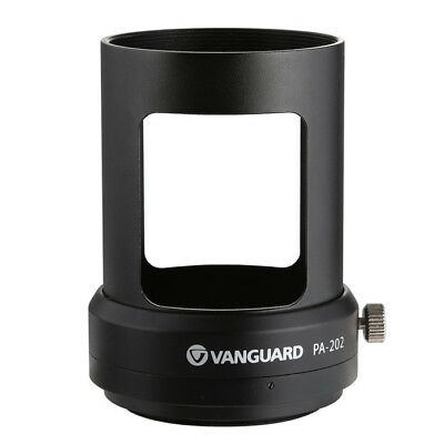 Digiscoping Adapter for Vanguard Spotting Scopes fits 52 / 58mm Camera Lens