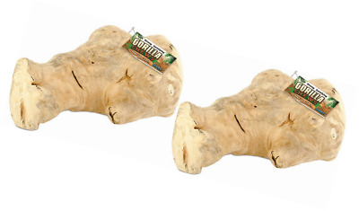 (2 Pack) WARE 089655 Gorilla Chew Natural, Large