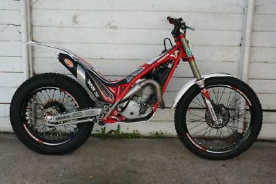 2017 Gas Gas TXT 280 Racing Trials Bike