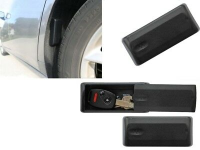 Magnetic Key Box Master Lock Panel Lid Rust Free Solid Plastic Body For Home Car