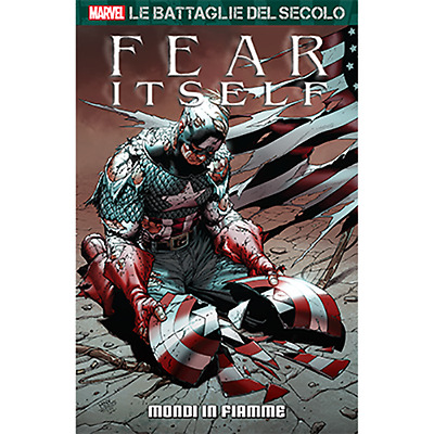 Marvel Le Battaglie Del Secolo vol 9- Fear Itself II - Panini Comics