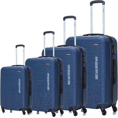 Hard Case 360 Spinner Abs Light Weight Luggage Bag