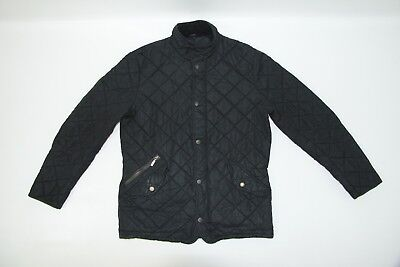 Barbour Men's Quilted Winter Urban Casual Jacket sz M