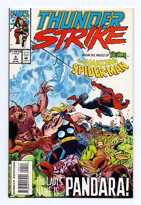 Marvel Comics: Thunderstrike #4 & #5 - Both Issues!