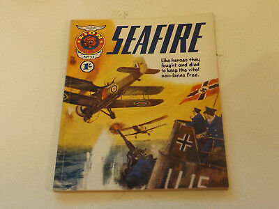 LION PICTURE LIBRARY,NO 53,1965 ISSUE,V GOOD FOR AGE,53 yrs old,VERY RARE COMIC.