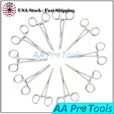 10 Pcs Tooth Extracting Forceps 51L, Extraction Forceps, Dental Hand Instruments