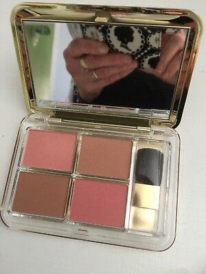 Estee Lauder Deluxe All Over Face Compact