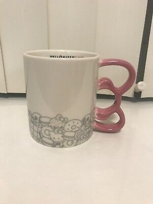 Hello Kitty Cafe Exclusive PopUp Store MUG Cup  NEW DESIGN!!