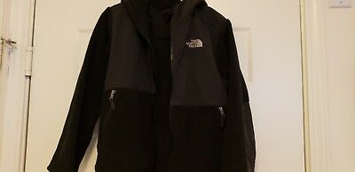 The North Face Boys Jacket With Hood
