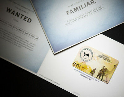 Hilton Honors Gold Status Invite Upgrade! Done in 1 day! Valid Until Mar 2020!