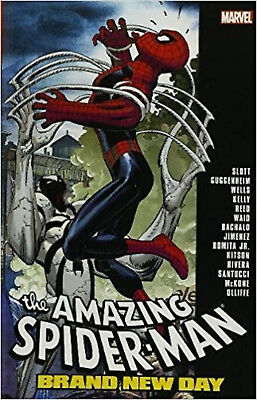 Spider-Man: Brand New Day: The Complete Collection Vol. 2, Guggenheim, Marc, Slo