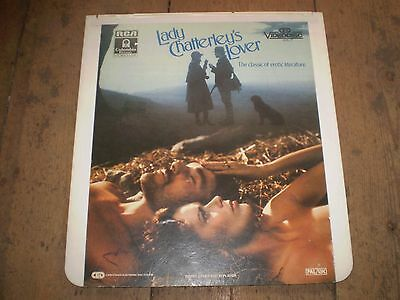 Lady Chatterleys Lover Vintage Video Disc,Great Condition,Collectors Item.rare