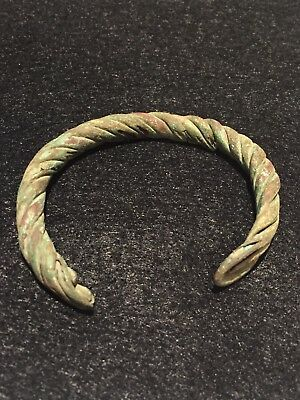 Roman Bracelet Complete But In 2 Pieces, Ancient Roman Artifacts