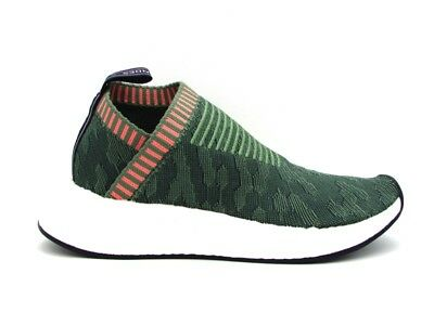 eff3416a0a811 ADIDAS NMD CS2 PK W Sneakers Green White Pink By8781 -  94.34