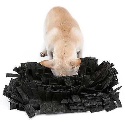 Dog Snuffle Mat Training for Nose Work Sniffing Pad Washable Play Puzzle Toys