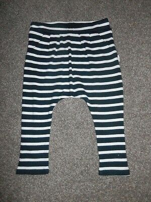 Funky Fred Bare slouch track pants, size 1
