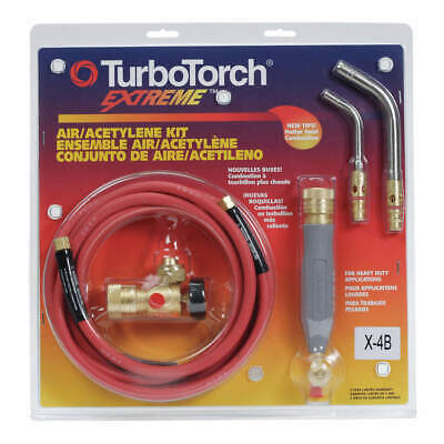 TURBOTORCH Brazing And Soldering Kit, 0386-0336