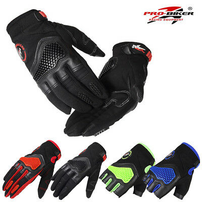 Motocross Racing Pro-Biker Cycling Motorcycle Protective Half/Full Finger Gloves