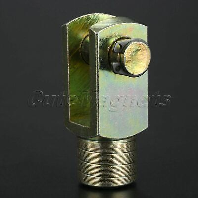 1 pc i40 Pneumatic Cylinders Piston Rod Clevis Nose Mount thread M12x1.25mm