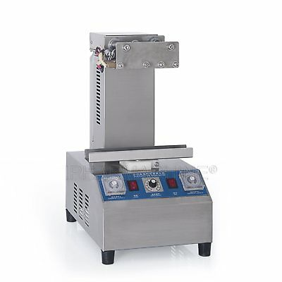220V DF-20 Semi-auto Cosmetic Tube Sealer Aluminum-plastic Tube Sealing Machine