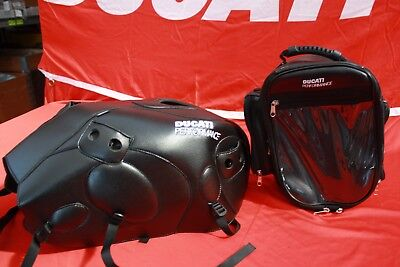 Kit Borsa Serbatoio Ducati Performance per Ducati Monster Cod 967132ABB