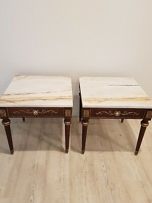 Antique French Side Tables