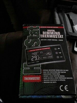 habistat digital dimming thermostat