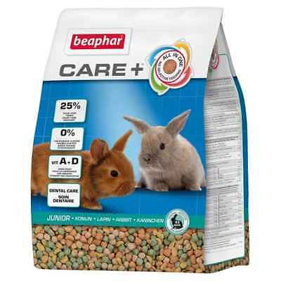 Aliment Premium Care+ pour Lapin Junior - Beaphar - 1,5Kg