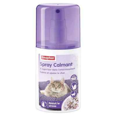Spray Calmant Anti-stress pour Chat - Beaphar - 125ml