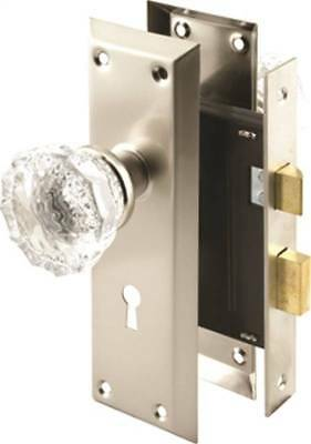 8756223,mortise Lock Sets,with Glass Knob ,