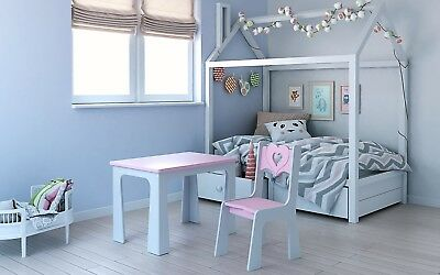 Childrens  Table And Chair/s Set Kids Bedroom Playroom
