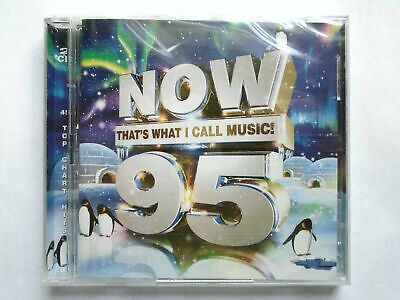 Now that's what I call music 95  CD  NEW & Sealed BW22