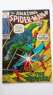 The amazing Spiderman #Volume 1 Issue 93 (February 1971) F+