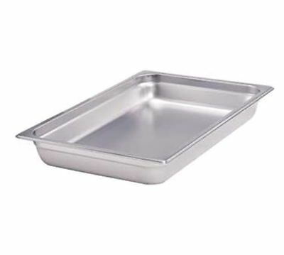 Crestware 2006 full size Steam Table / Holding Pan