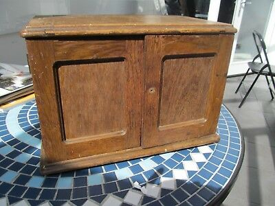 Extrodinary BBC Wooden Box Vintage/Antique