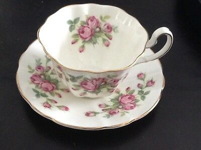 Vintage Adderley cup and saucer