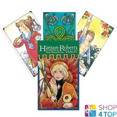 Hanson-Roberts Tarot Deck Cards Esoteric Telling Astrology Us Games Systems New
