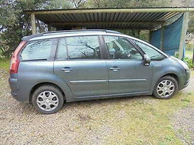 Citroen C4 Grand Picasso. 7 places. 2007. Excellent état.