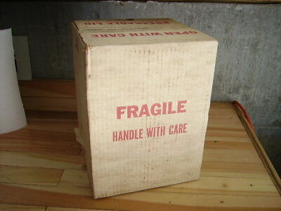 New Old Stock - Early Times Kentucky Whiskey Ice Cooler - In Original Box -