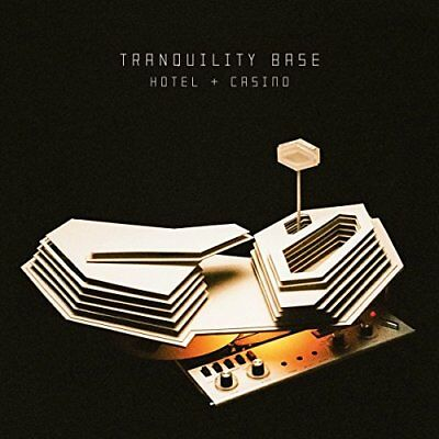 Arctic Monkeys - Tranquility Base Hotel And Casino [CD] Sent Sameday*